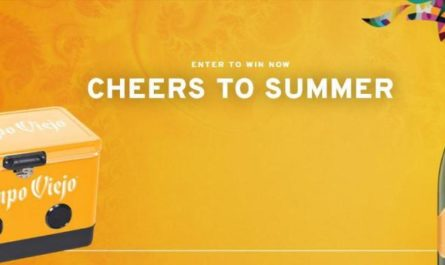 The Campo Viejo Cheers To Summer Sweepstakes