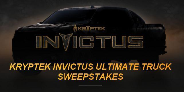 CarbonTV-Kryptek Sweepstakes