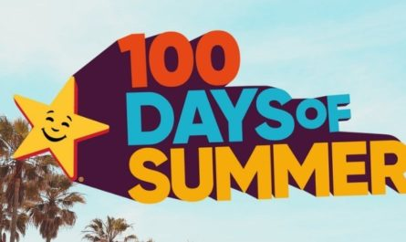 Carl's Jr. 100 Days Of Summer Contest