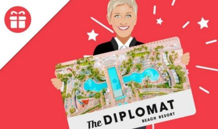 Diplomat In Fort Lauderdale From Ellen Sweepstakes