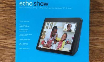 Echo Show Giveaway – Chance To Win Amazon Echo Show