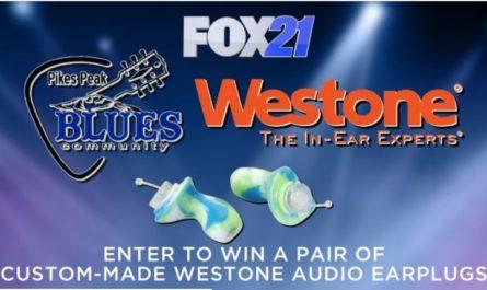 FOX21 PPBC Custom Earplug Contest
