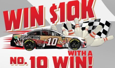 GoBowling $10K Cash Sweepstakes