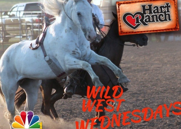 Hart Ranch Wild West Wednesdays Rodeo Ticket Giveaway