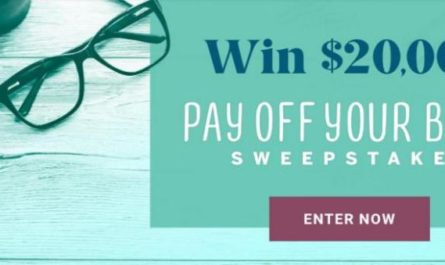 Health $20K Cash Sweepstakes 2019