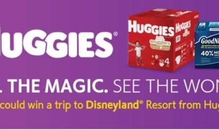 Huggies Magical Getaway Giveaway
