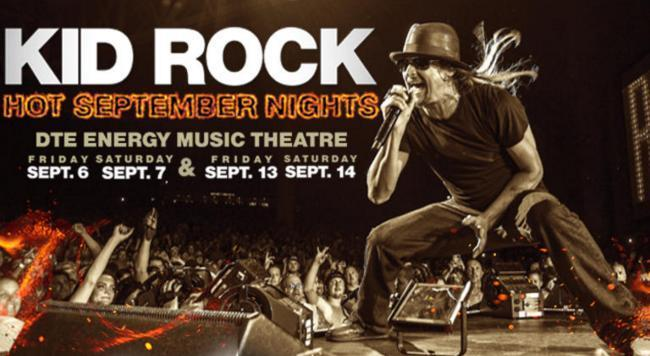 Jamie And Stoney Kid Rock Ticket Giveaway