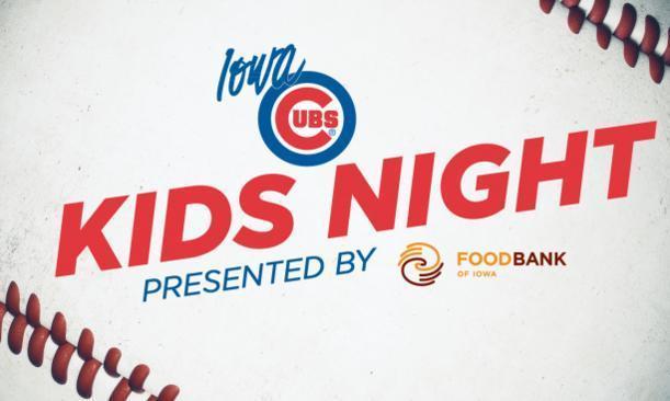 LAZER Weekend IA Cubs Kids Night Contest