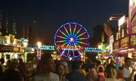Michigan State Fair Tickets Contest