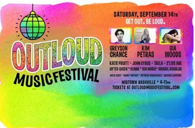 OUTLOUD Music Festival Online Sweepstakes