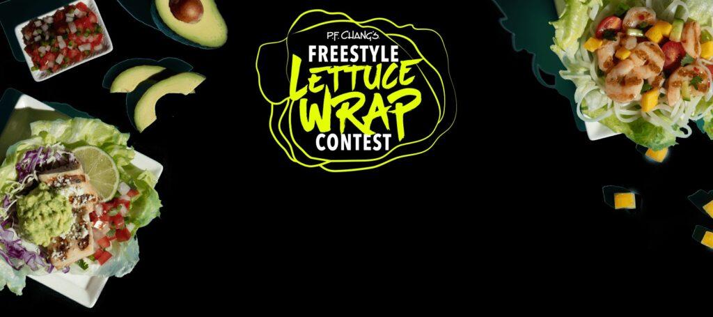 P.F. Chang's Lettuce Wrap Contest