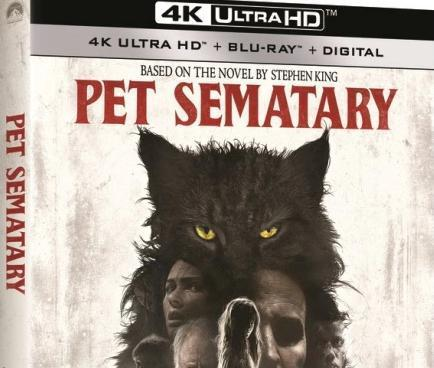 Pet Sematary On 4K Ultra HD Combo Pack Giveaway