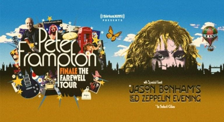 Peter Frampton Ticket Giveaway