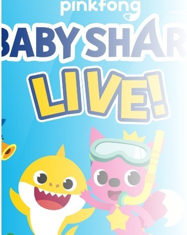 Pinkfong Baby Shark LIVE Sweepstakes