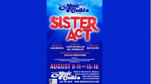 Quad Cities Music Guild Sister Act Sweepstakes
