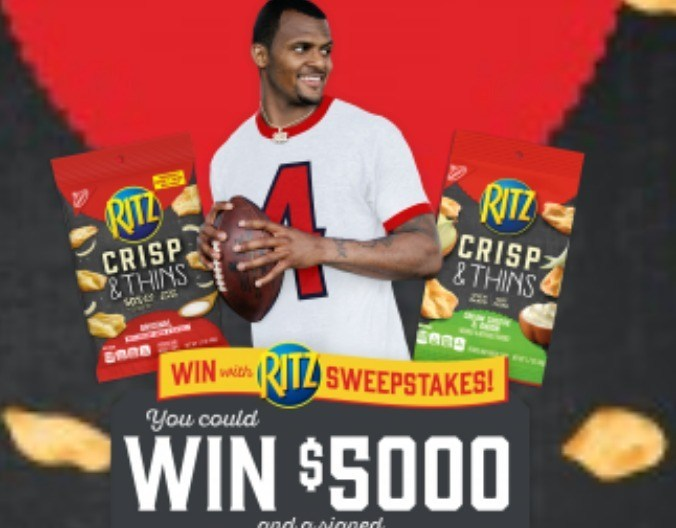 Ritz Win Cash Sweepstakes