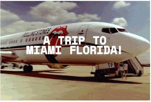 Rolling Stones No Filter U S  Tour Flyaway Sweepstakes