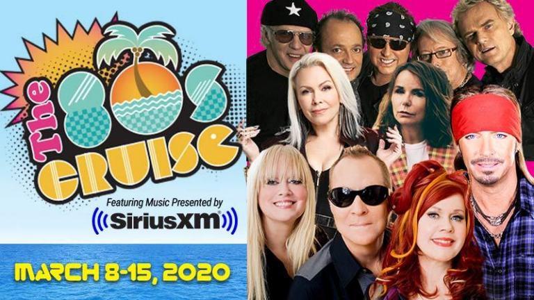 SiriusXM 80s Cruise Sweepstakes