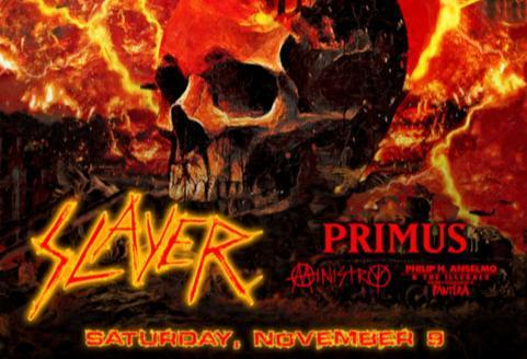 Slayer Tix Online Contest