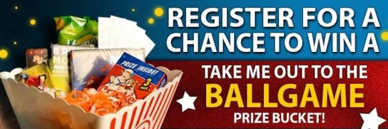 Take Me Out To The Ball Game Sweepstakes Instant Win Game