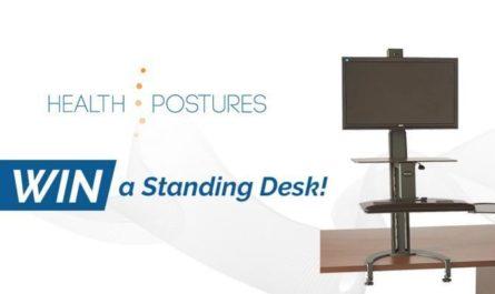 TaskMate Go Standing Desk Contest