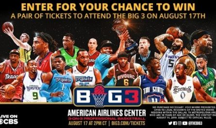 The Big 3 Contest