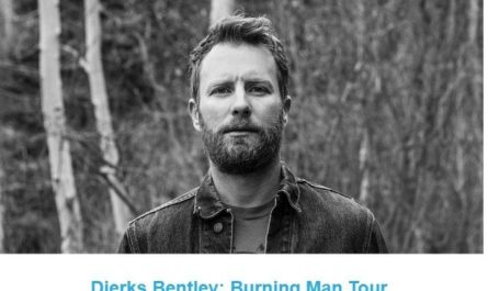 The Bull Dierks Bentley Burning Man Tour Sweepstakes