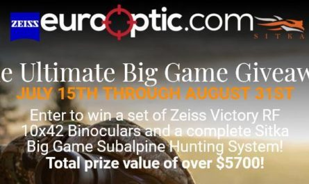 The Ultimate Big Game Giveaway