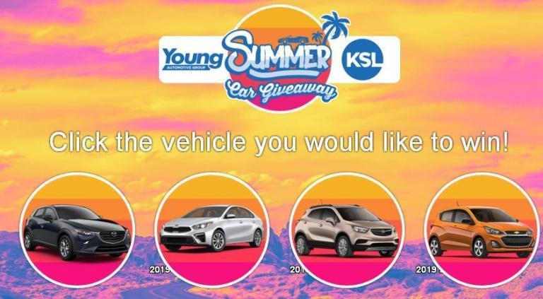 The YAG II International Summer Car Giveaway