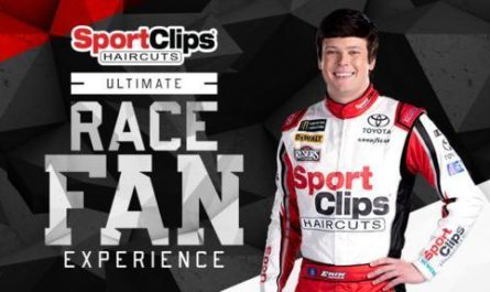 Ultimate Race Fan Experience Sweepstakes