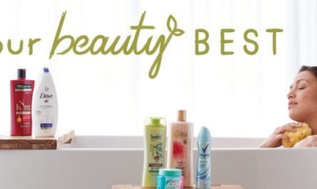 Unilever Beauty Sweepstakes
