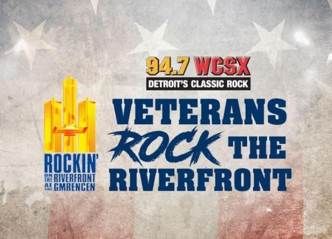 Veterans Rock The Riverfront Contest