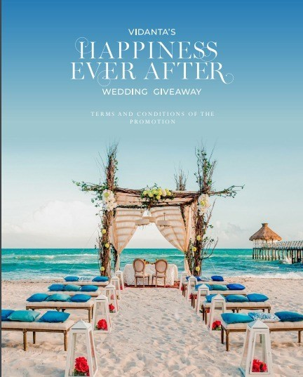 Vidantas Happiness Ever After Giveaway