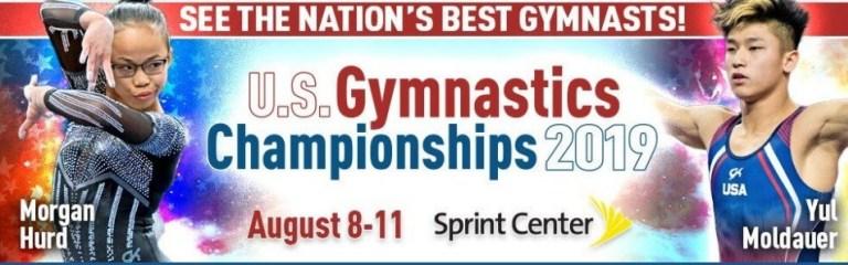 WDAF US Gymnastics Championships Sweepstakes