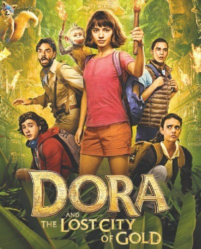 WGN-TVs Dora and the Lost City of Gold Sweepstakes