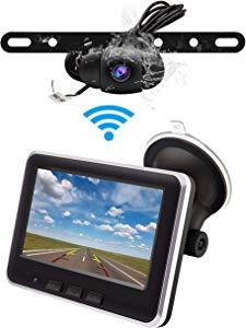 Wireless Backup Camera Monitor Kit Sweepstakes