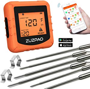 Wireless Meat Thermometer Giveaway