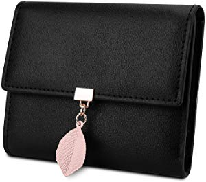 Yaluxe Small Wallet for Women RFID Blocking Genuine… Giveaway