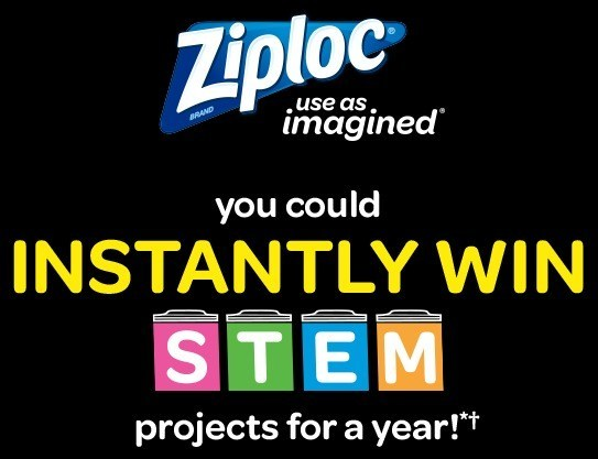Ziploc Back to School Giveaway – Win a One Year Subscription to KiwiCo
