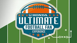 TV Football Fan Experience Contest