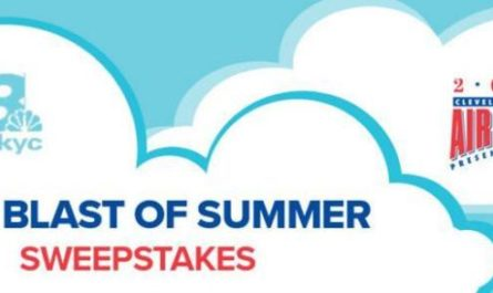 CNAS Last Blast of Summer Sweepstakes
