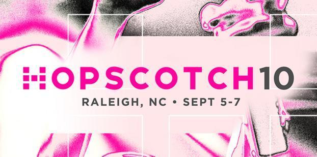 Hopscotch Music Festival Sweepstakes – Win Two VIP Wristbands