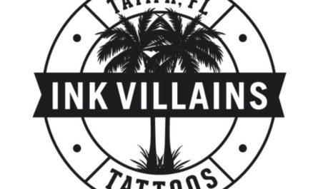 Ink Villains Tattoo Giveaway