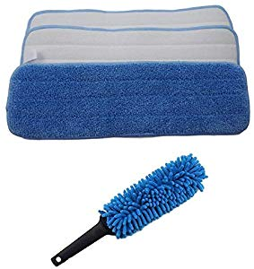 Microfiber Mop Pads with Duster Wand Giveaway – Win Cash Prize