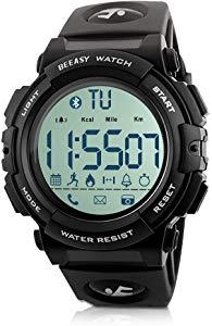 Beeasy Mens Sport Watch Waterproof Digital Wristwatches… Giveaway