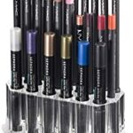 Acrylic Eye Liner/Lip Liner Organizer & Beauty Makeup Holder   Makeup Pencil Organization Container Storage Sweepstakes