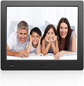 Digital Picture Frame 8 inch Electronic Digital Photo Sweepstakes