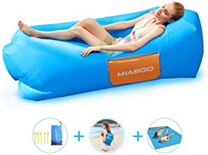 MIABOO Inflatable Lounger Air Sofa Giveaway
