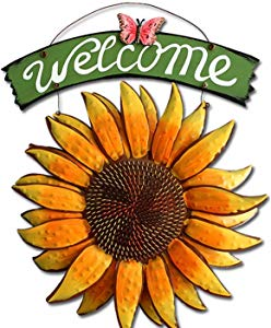 D-Fokes Handcrafts Vintage Metal Butterfly Sunflower Giveaway – Win Cash Prize