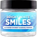 Bright White Smiles Natural Teeth Whitening Activated… Giveaway